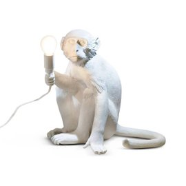 Sitting Monkey table lamp