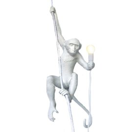 Monkey Lamp pendant