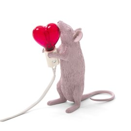 Mouse Love Edition Table Lamp