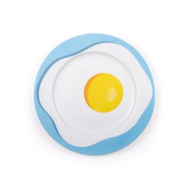 Egg flat plate