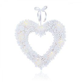 Cuore White Wreathe