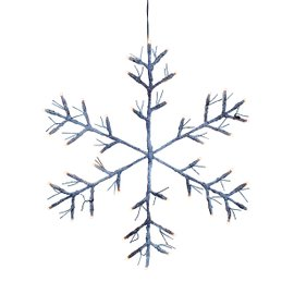 Tobby Star Snowflake wall decoration