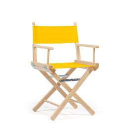Sole Mio Natural director's chair