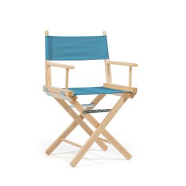 Mediterraneo Natural director's chair