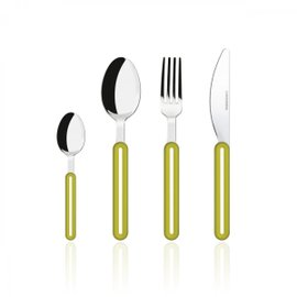 4 Piece Offset Cutlery Set