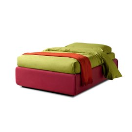 Letto singolo SommierØ 12 Box Plus