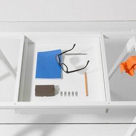 Drawer for Arco desk - white