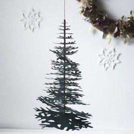 Nordic Fir Tree 3D H 35 cm