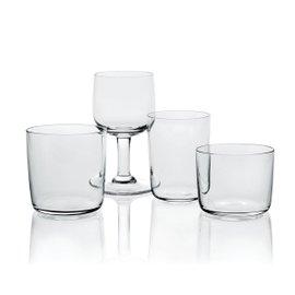 4 Verres à eau/long drink Glass Family