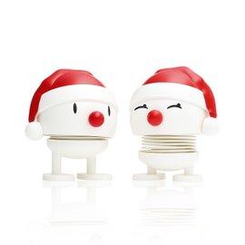 2 Baby Nosy Santas