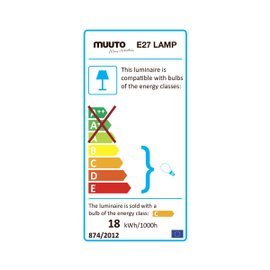 Lampada a sospensione E27 Socket new