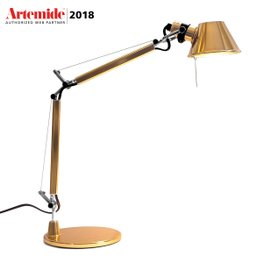 Lampe de table Tolomeo Micro gold OLD code
