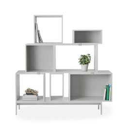 Stacked Shelfing Systems podium
