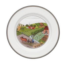 Cultivation Design Naif dinner plate