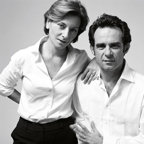 Ludovica e Roberto Palomba