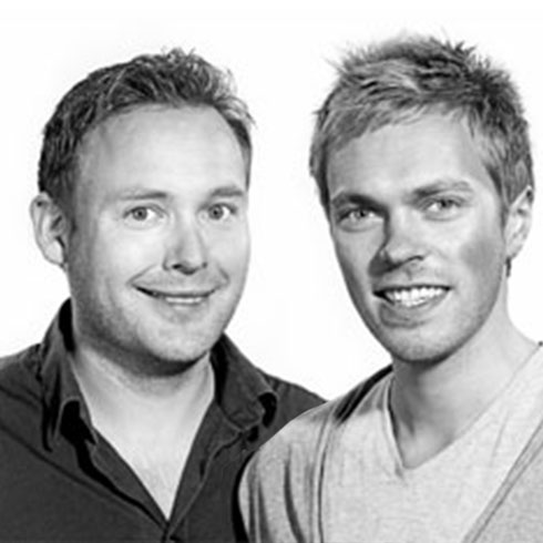 Trond Svendgard & Ove Rogne