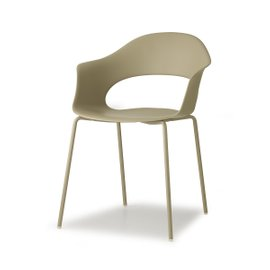Set 4 sedie Lady B Go Green